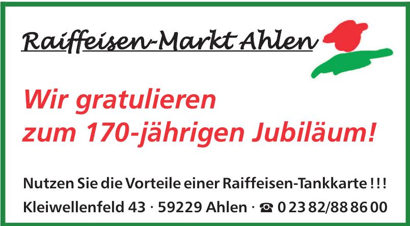 Raiffeisen-Markt Ahlen