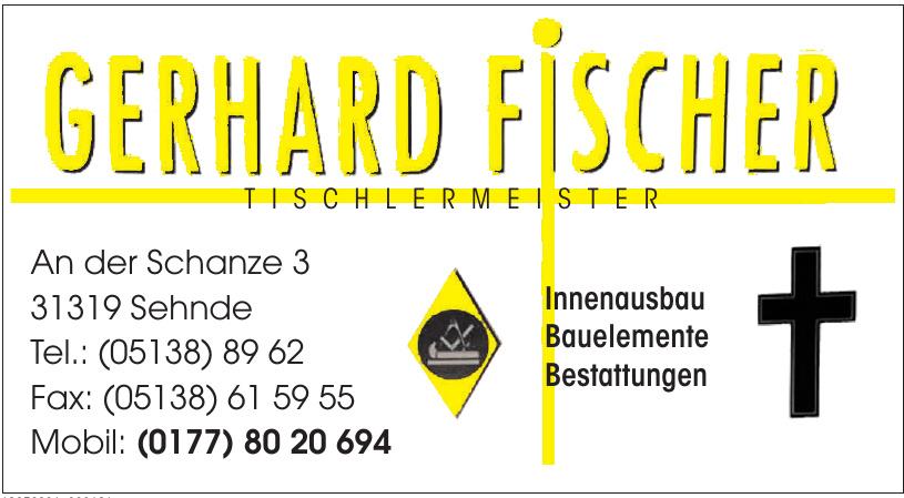 Gerhard Fischer Tischlermeister