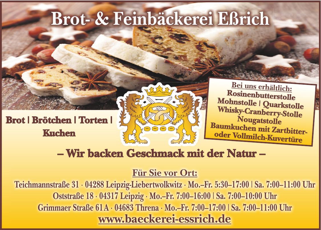 Brot- & Feinbäckerei Eßrich