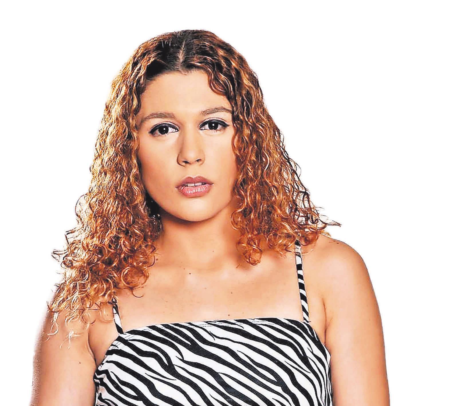 Die brasilianische Sängerin Kellen Kristty sorgt für Stimmung beim Rathausfest. FOTO: PROMO