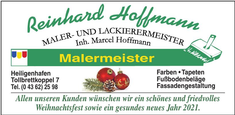 Reinhard Hoffmann Maler- und Lackierermeister