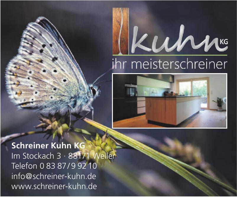 Schreiner Kuhn
