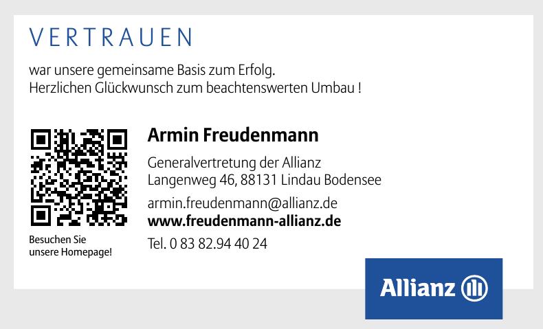 Armin Freudenmann Generalvertretung der Allianz