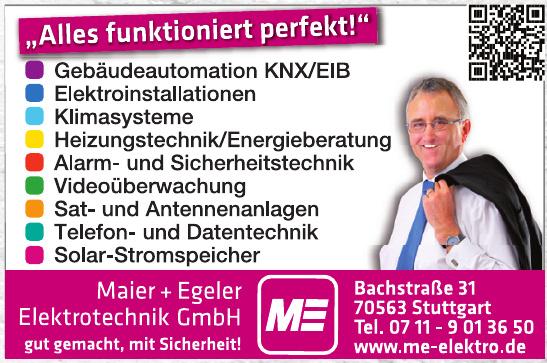 Maier + Egeler Elektrotechnik GmbH