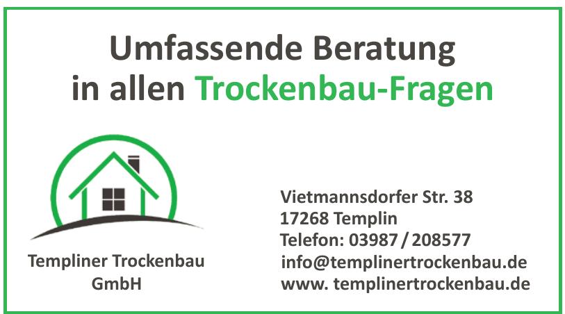 Templiner Trockenbau GmbH