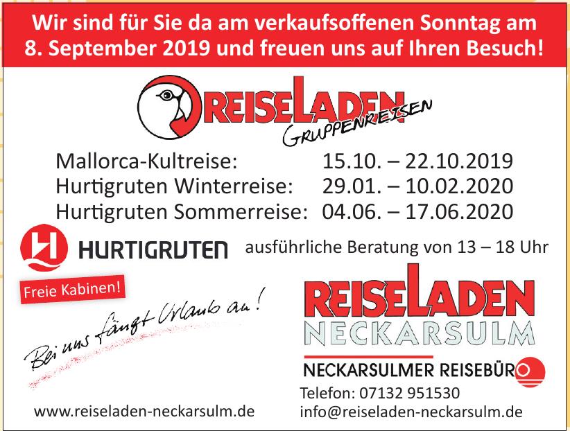 Reiseladen Neckarsulm