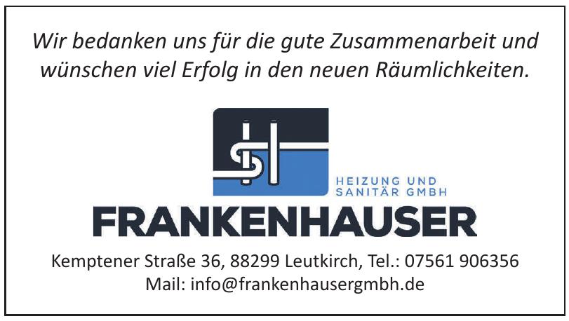 Frankenhauser Heizung und Sanitär GmbH