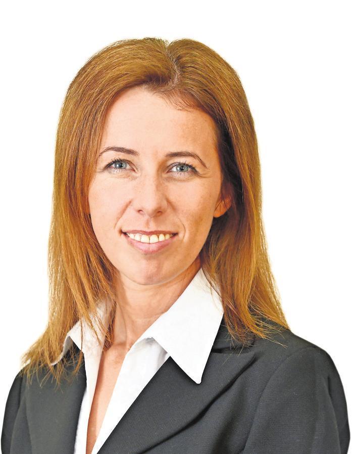 Prof. Alexandra Niessen-Ruenzli vom Lehrstuhl für Allgemeine Betriebswirtschaftslehre und Corporate Governance der Uni Mannheim. FOTO: UNIVERSITÄT MANNHEIM