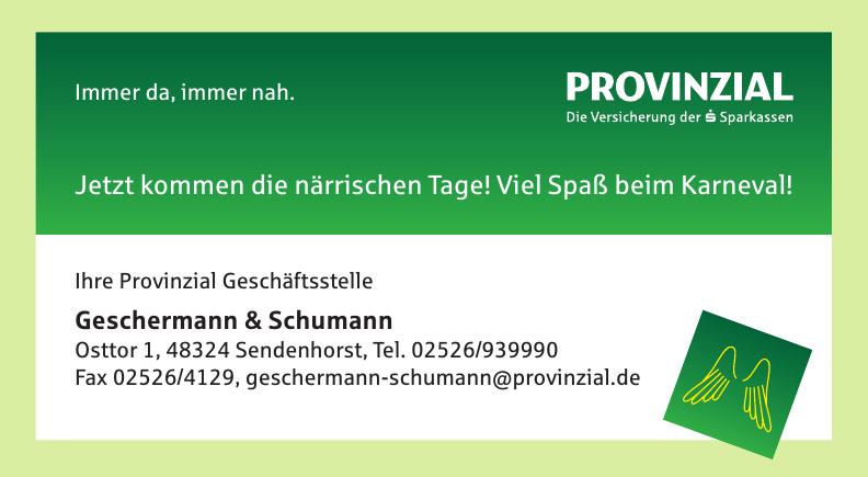 Geschermann & Schumann