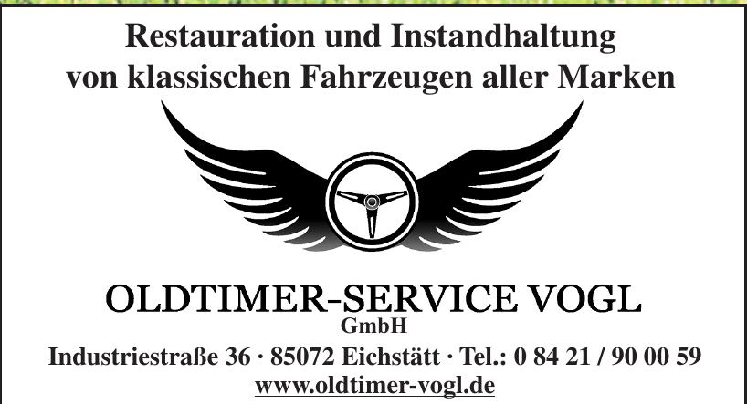 Oldtimer-Service Vogl