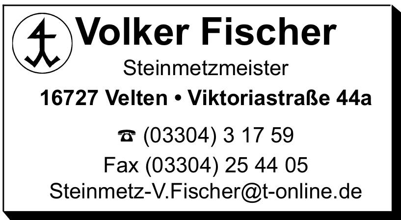 Volker Fischer Steinmetzmeister