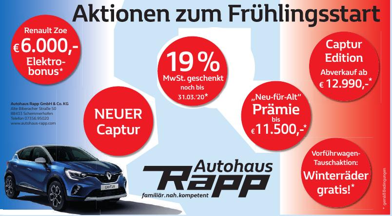Autohaus Rapp