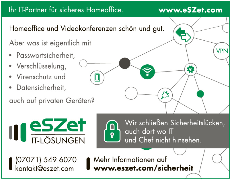 eSZet IT-Lösungen
