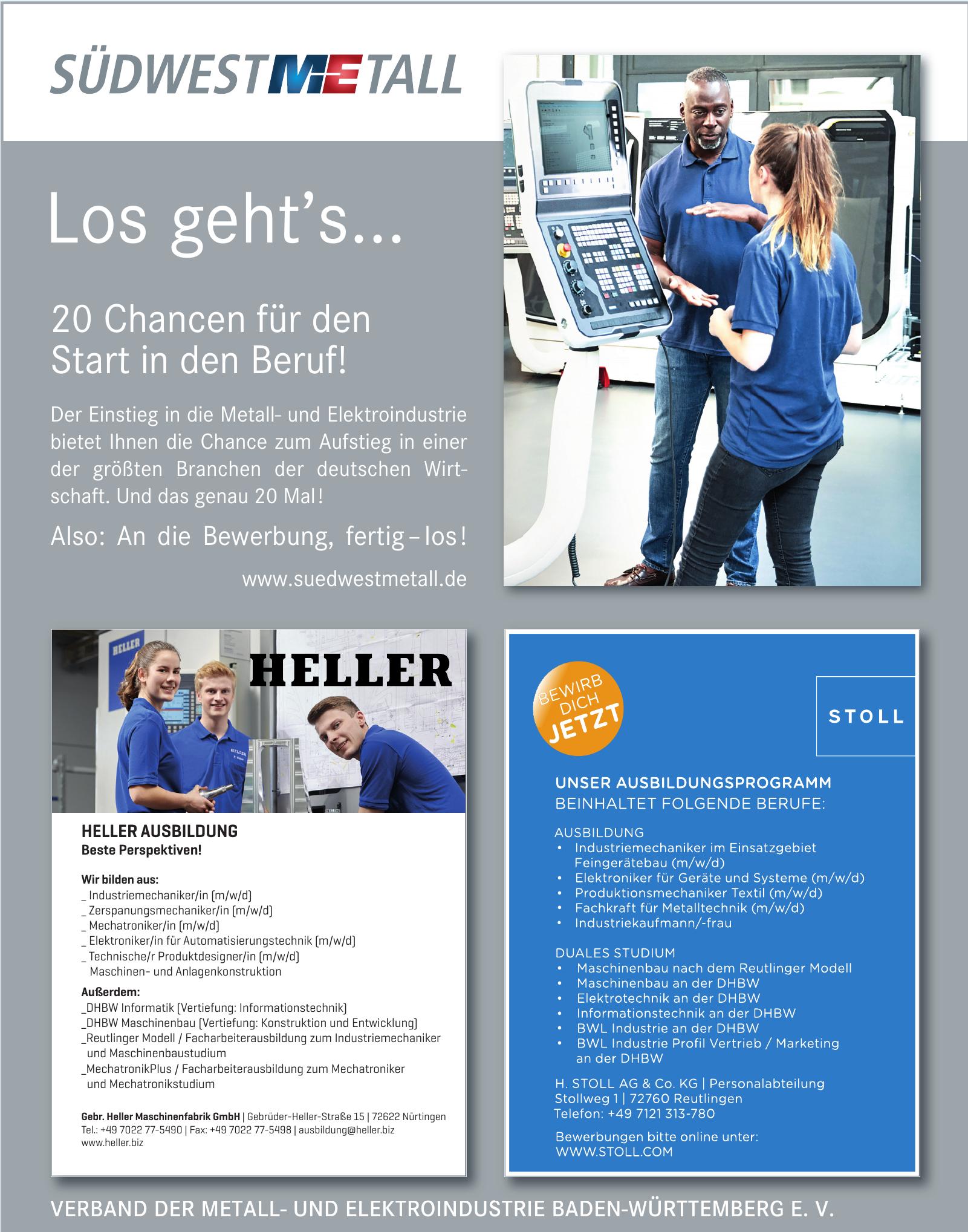 Verband der Metall- und Elektroindustrie Baden-Württemberg e. V. (Südwestmetall)