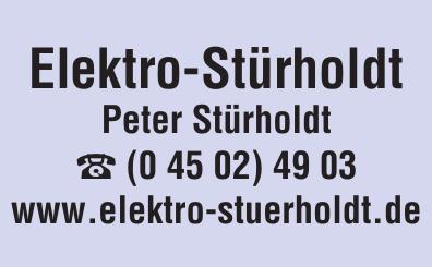 Elektro-Stürholdt Peter Stürholdt