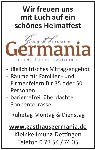 Gasthaus Germania
