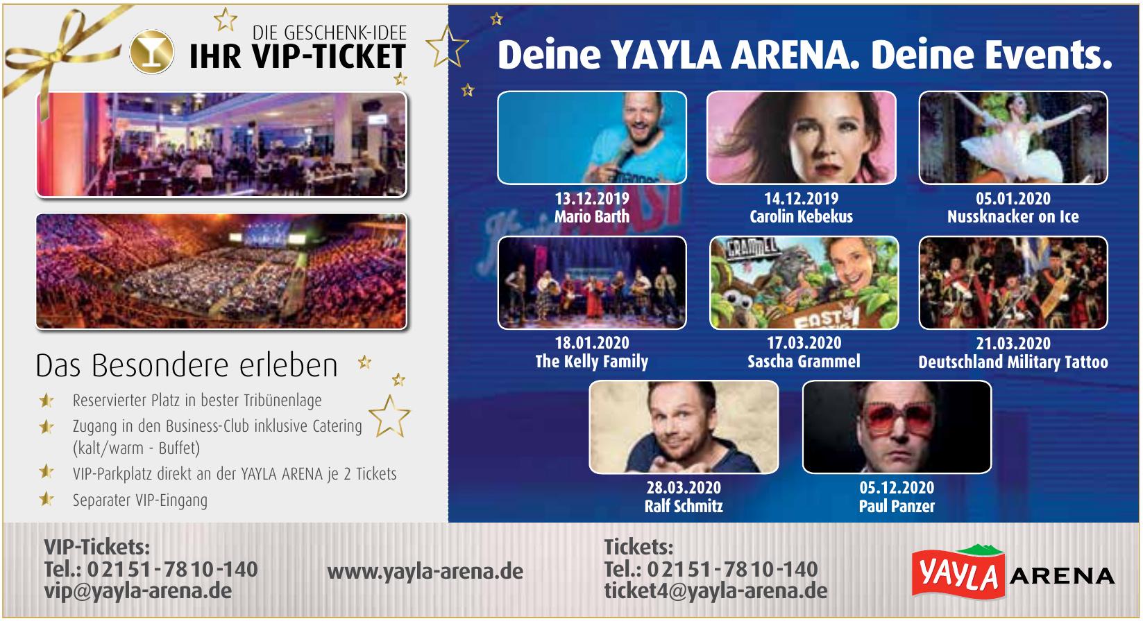 Yayla Arena