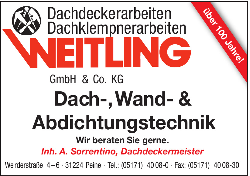 Weitling GmbH & Co. KG
