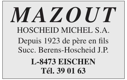 Mazout Hoscheid Michel S.A.