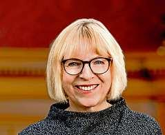 Christa Möller, sozialpolitische Sprecherin der Grünen Bürgerschaftsfraktion Foto: Grüne