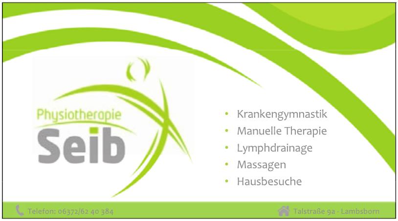 Physiotherapie Seib