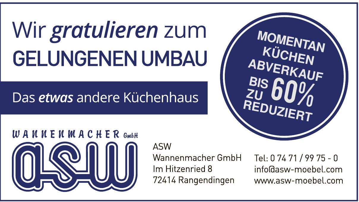 ASW Wannenmacher GmbH