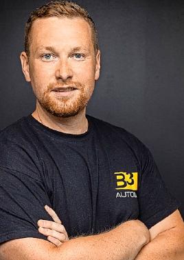 Johannes Benzel gründete vor zehn Jahren B3 Autoglas.