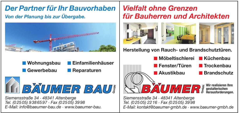 Bäumer Bau GmbH