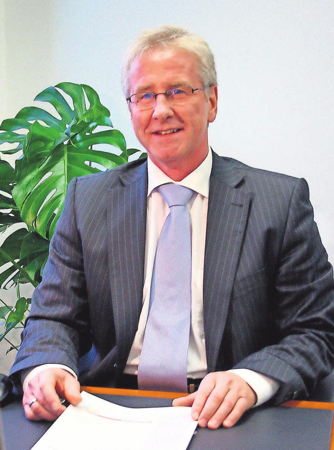 Carsten Förster, Steuerberater