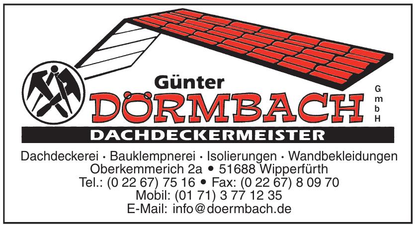 Günter Dörmbach GmbH