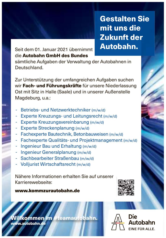 Autobahn GmbH des Bundes