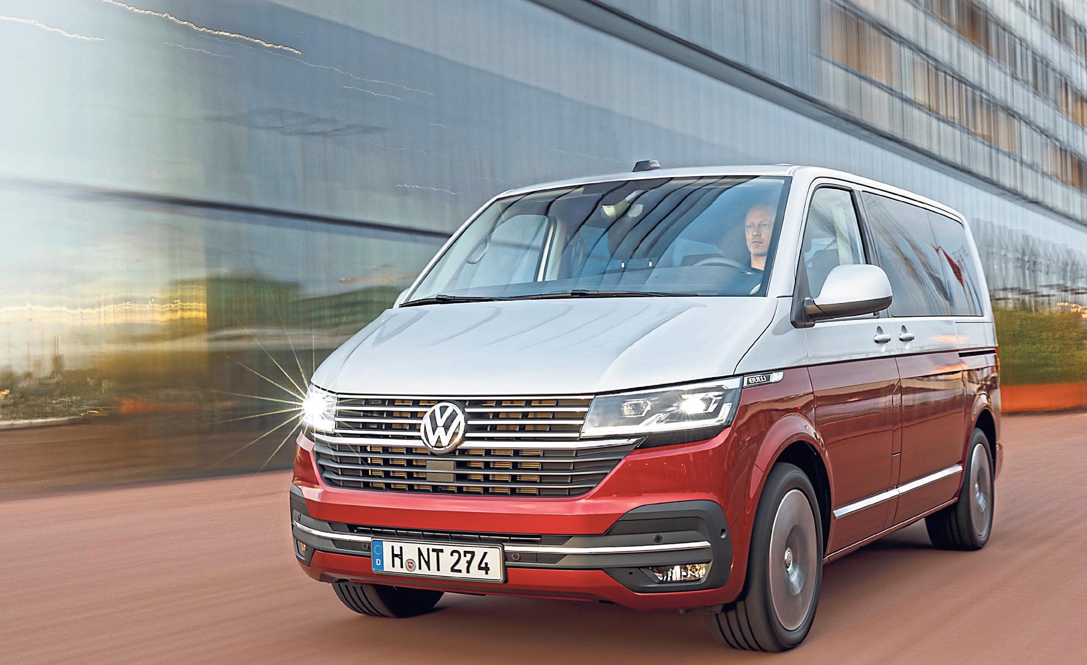 Der Multivan ist ein sehr vielseitiges Alltags- und Freizeitfahrzeug für bis zu sieben Personen