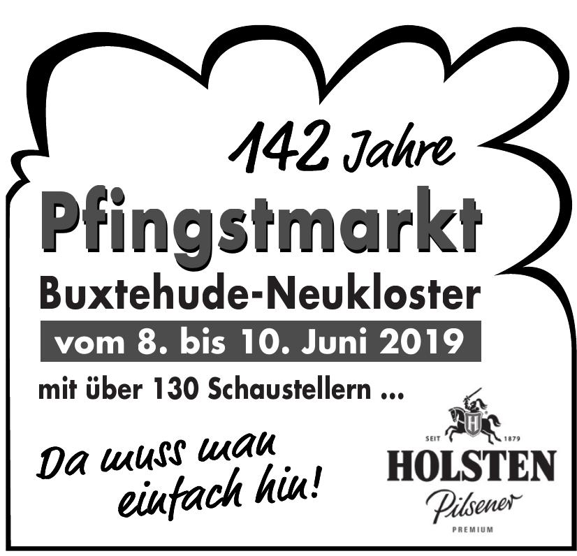 142  Jahre Pfingstmarkt