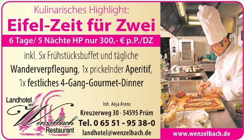 Landhotel Restaurant Wenzelbach