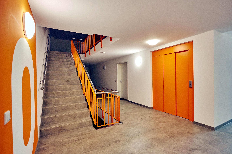 Moderne Plattenbauten sind nun komfortable Heimstatt Image 2