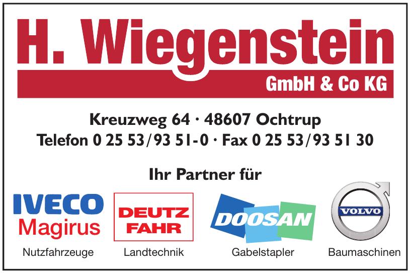 H. Wiegestein GmbH & Co. KG