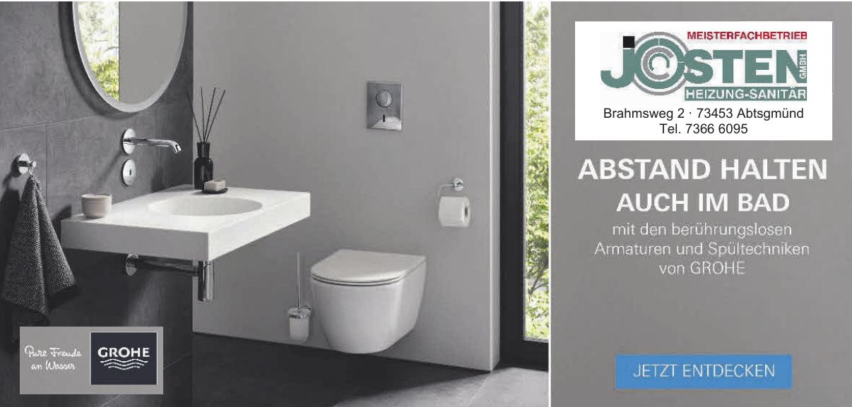 Josten GmbH Heizung-Sanitär