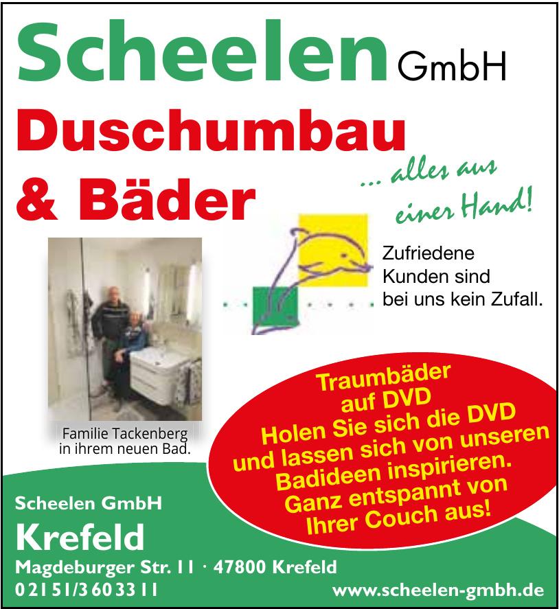 Scheelen GmbH Krefeld