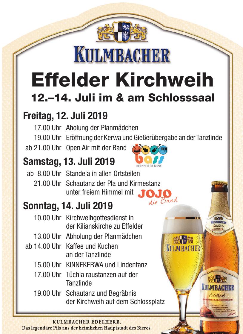 Effelder Kirchweih