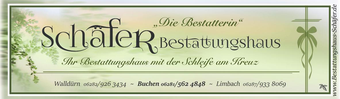 Bestattungshaus Schäfer
