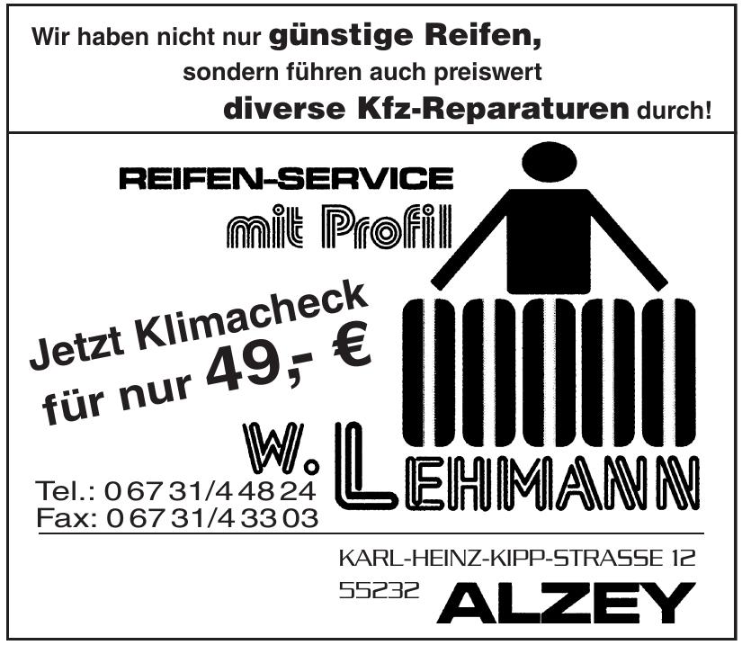 W. Lehmann