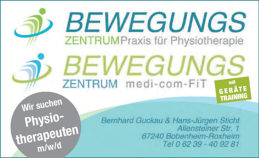 Bernhard Guckau & Hans-Jürgen Sticht