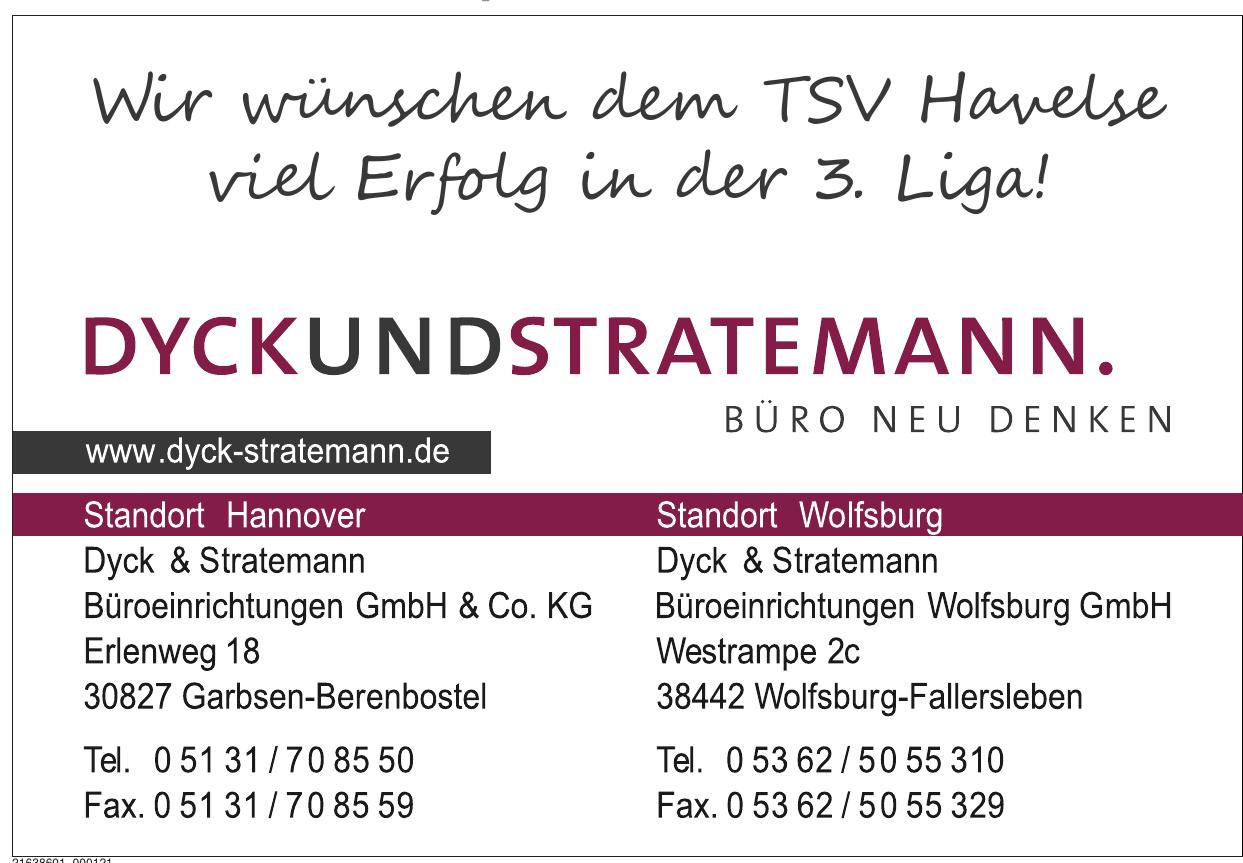 Dyck & Stratemann Büroeinrichtungen GmbH & Co. KG