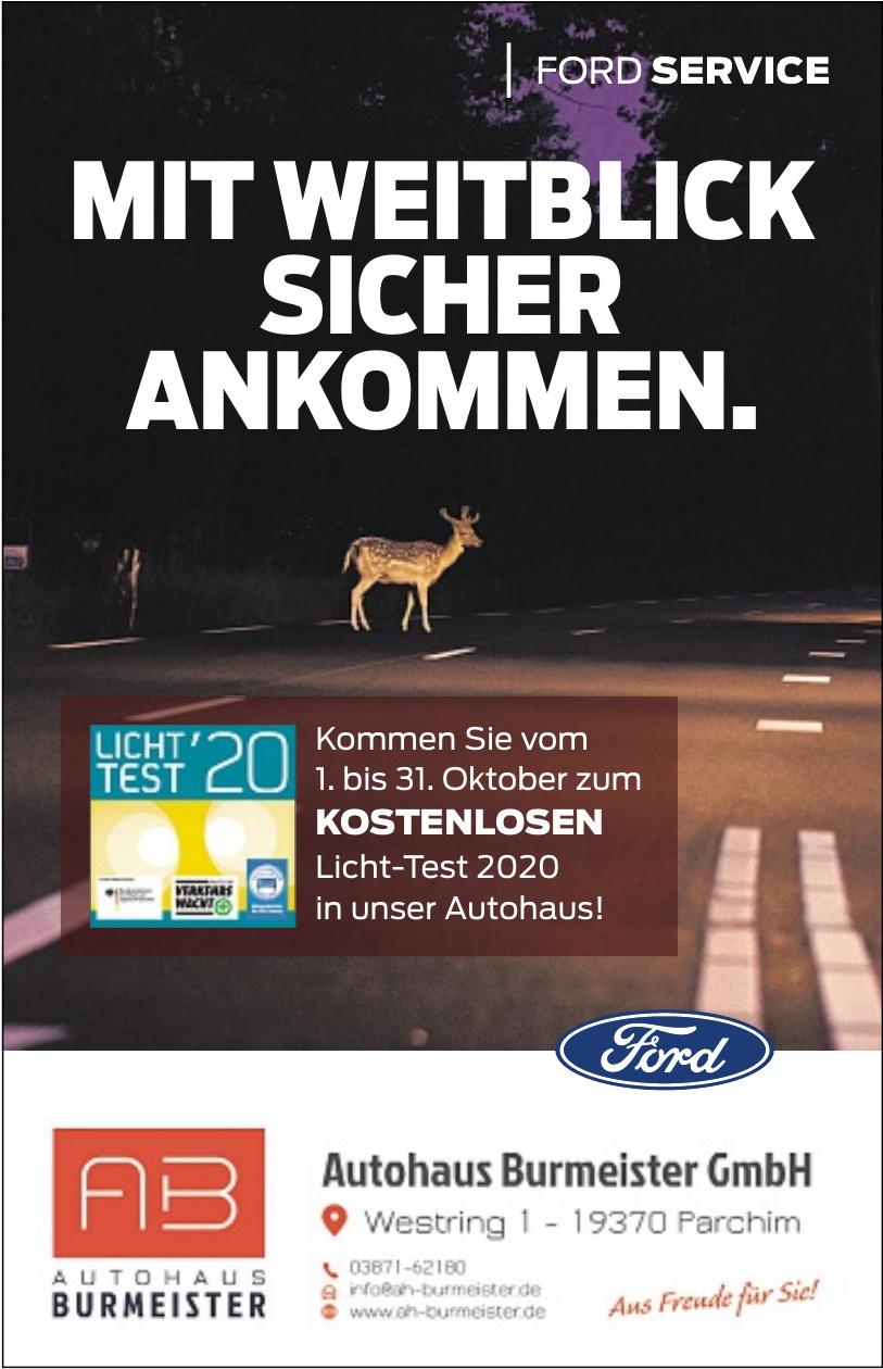 Autohaus Burmeister GmbH