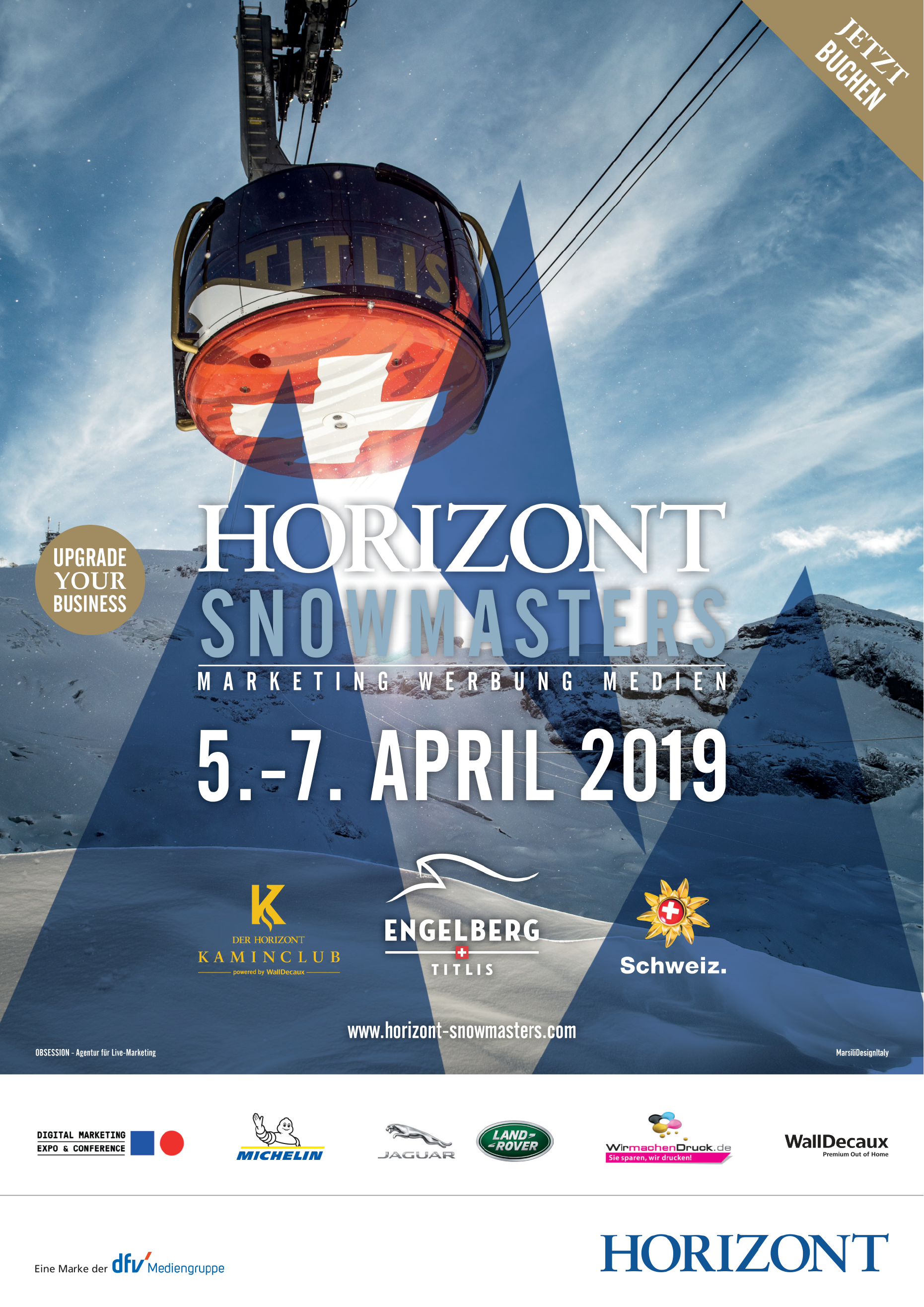 HORIZONT Snowmasters