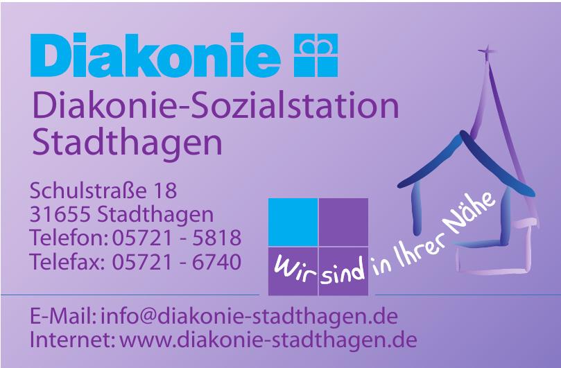 Diakonie-Sozialstation Stadthagen
