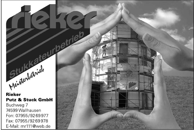 Rieker Putz & Stuck GmbH