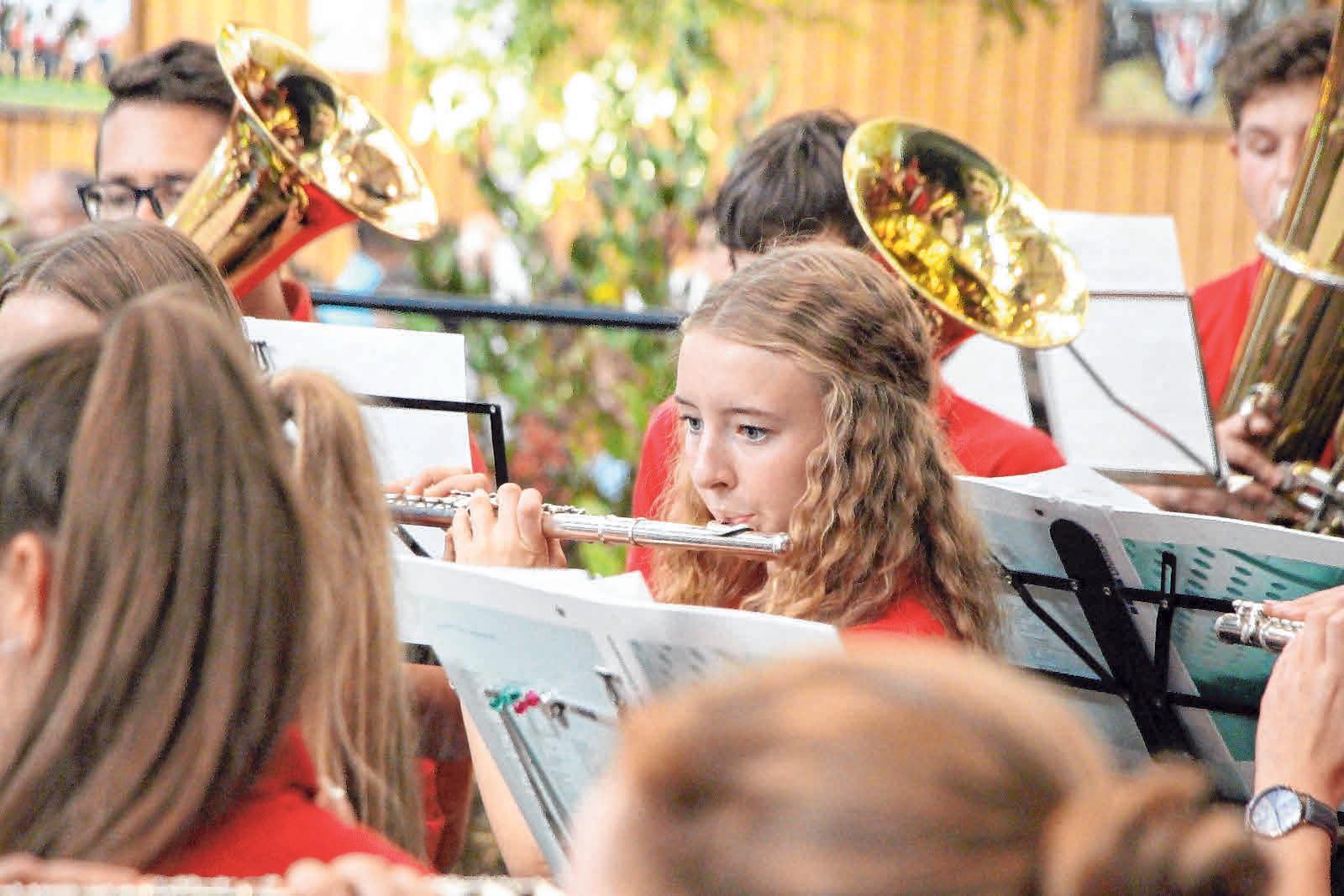 Das Jubiläumsjahr des Musikvereins - ein Fest jagt das andere Image 3