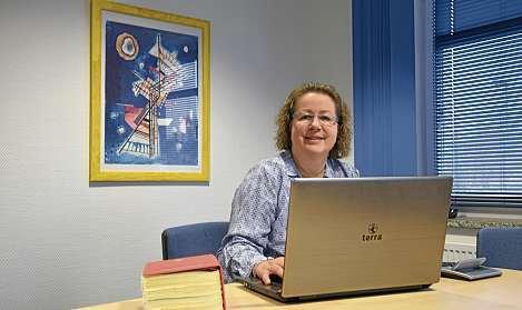 Kerstin Hansch ist seit über 20 Jahren als Steuerberaterin tätig. FOTO: VMN