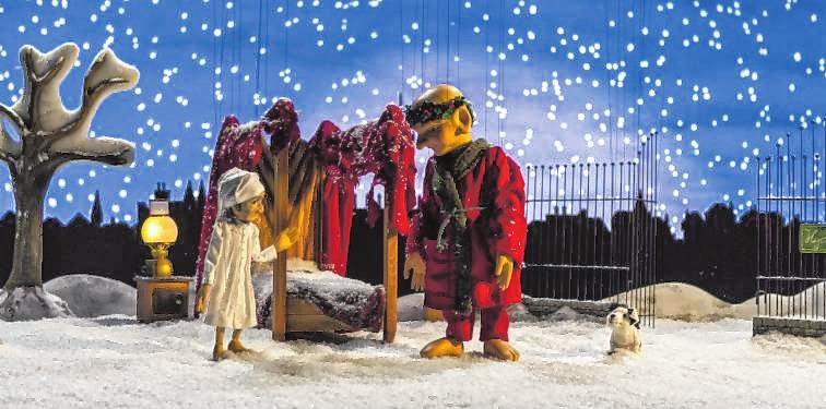 Mannheims Innenstadt im Weihnachtsglanz Image 1